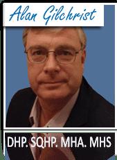 Alan Gilchrist Hypnotherapist